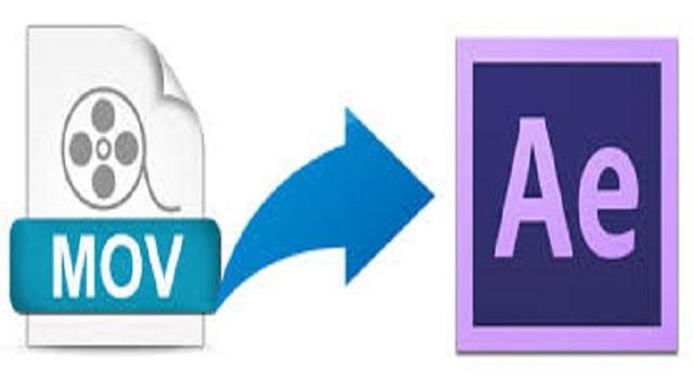 How to Get MOV Files to Work in After Effects?