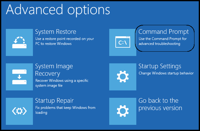 pretty cool newest purchase cheap How to Boot to Command Prompt in Windows 10, 8, and 7?