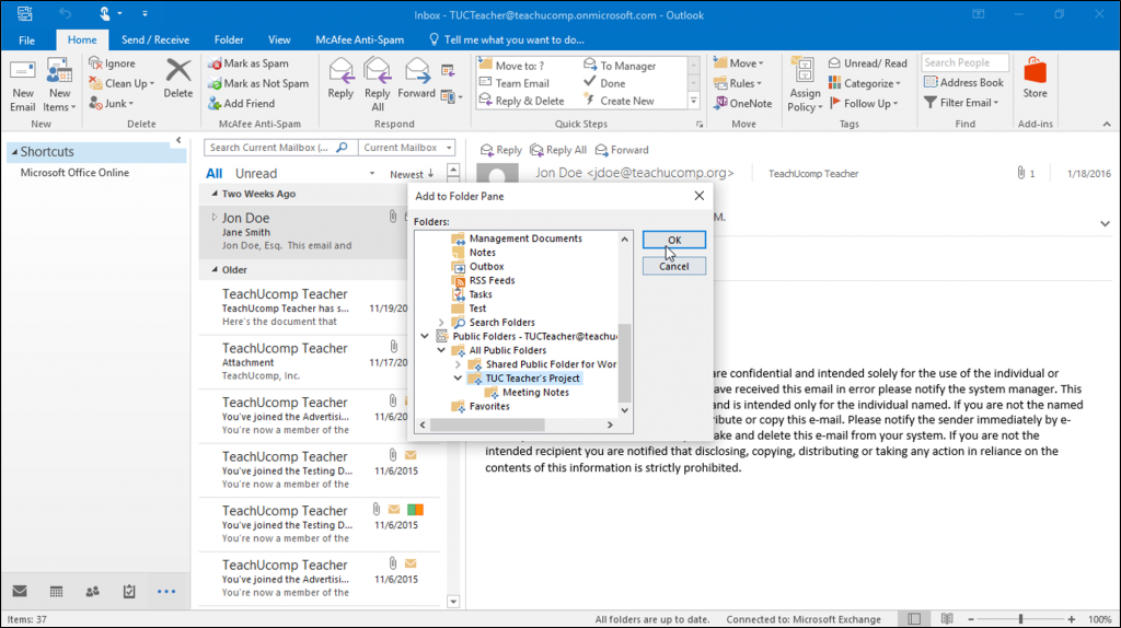 Resolved – Outlook 2016 Profile Keeps Corrupting again and again
