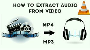 How to Extract Audio from MP4 with VLC