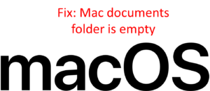 Mac Documents Recovery