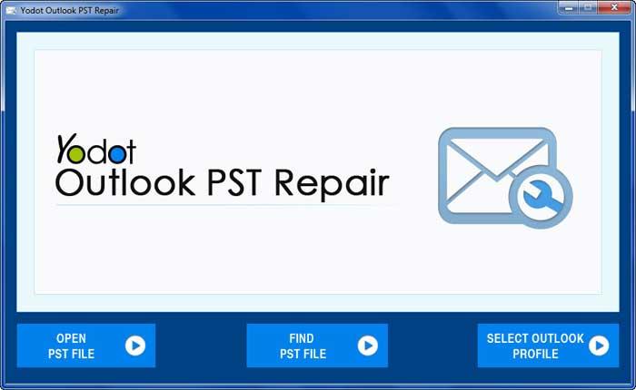 Yodot Outlook PST Repair
