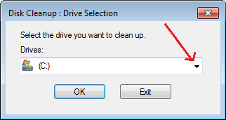 disk-cleanup-select-drive