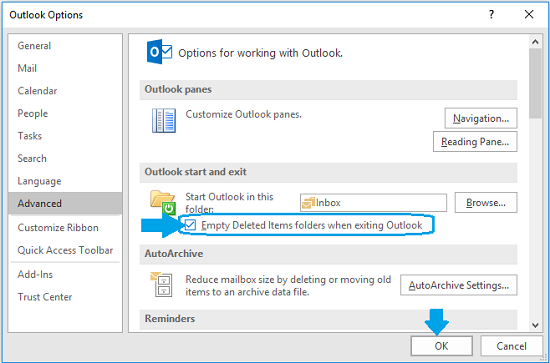 How to Stop/Avoid Outlook from Deleting My Emails?