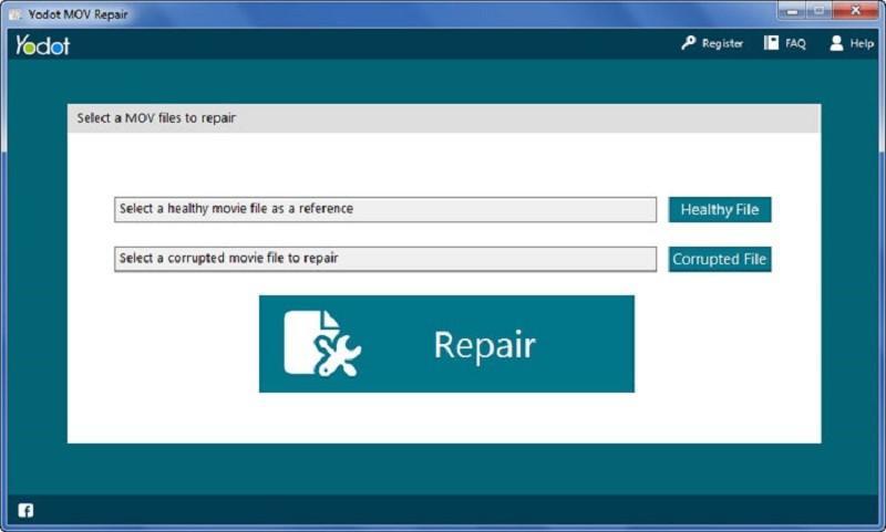 Yodot MOV repair