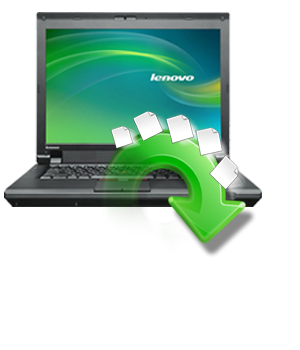 Recover Data from Lenovo Y510P