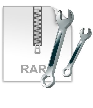Repair RAR Archive and Recover Files after CRC Failed Message