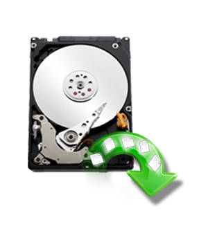 recover data from raw hard drive