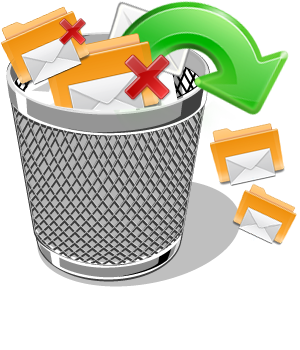 Recover Deleted Outlook Email Folder