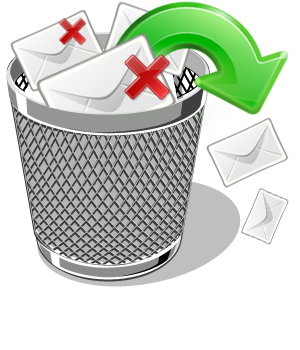 Repair and Recover deleted MS Outlook emails