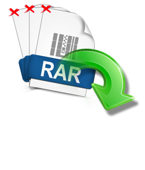 How to Extract Files from Incomplete RAR Files?