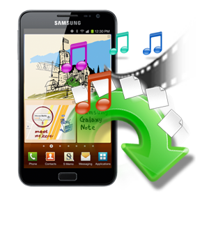 Data Recovery from Samsung Galaxy Note