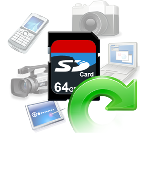 Phone SD Card Recovery