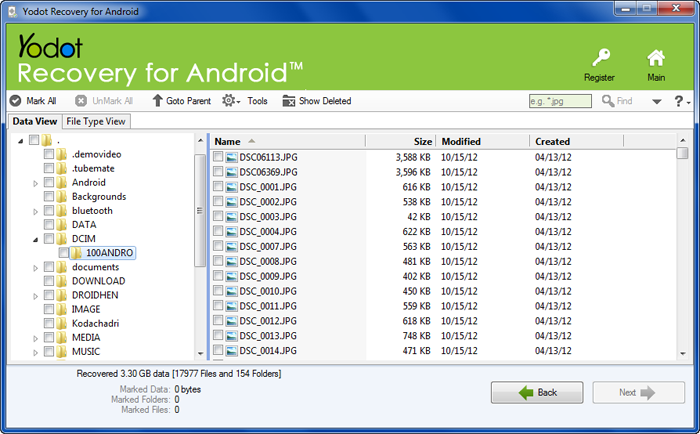 Yodot Android Data Recovery