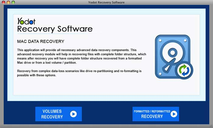 Most effective Yodot Mac Data Recovery tool