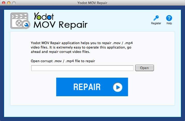 freeware to repair corrupt mp4 file