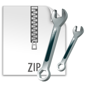 Repairing Zip File Checksum Error